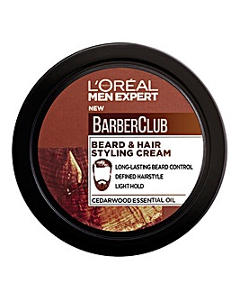 L'Oreal Men Expert Barber Club Beard & Hair Styling Cream