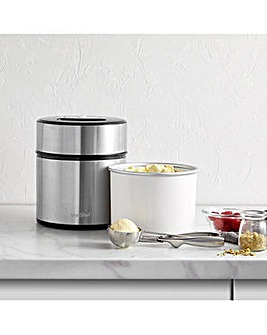VONSHEF Stainless Steel Ice Cream Maker