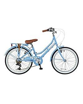 Viking Paloma Girls Classic Bike 11'' Frame 20'' Wheel