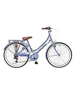 Viking Paloma Girls Classic Bike 13'' Frame 24'' Wheel