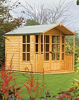 Rowlinson 7x7 Arley Summerhouse