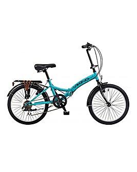 Viking Metropolis Folding Bike 13'' Frame 20'' Wheel