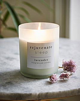 Rejuvenate Sleep Lavender Medium Candle