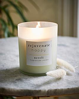 Rejuvenate Happiness Neroli Medium Candle