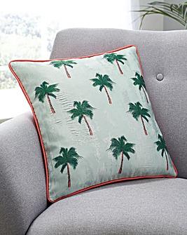 Miami Palm Cushion