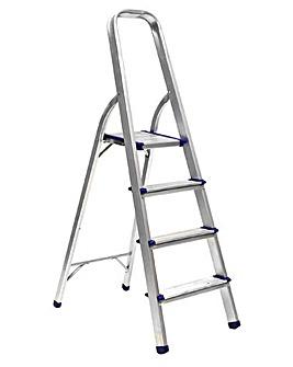 Charles Bentley 4 Tread Step Ladder