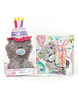 Me to You Birthday Bear and Card