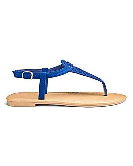 Ava Jewel Sandals EEE Fit