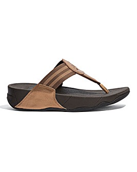 Fitflop Walkstar Toe-Post Sandals D Fit