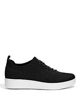 Fitflop Rally Tonal Knit Sneakers D Fit