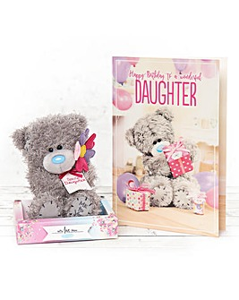 Me to You Daughter Bear and Card