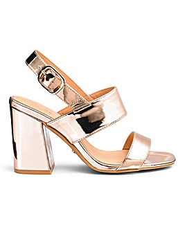 Darcy Sandal E Fit