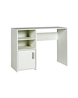Lawson Office Desk - White