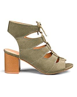 Mabel Tie Sandal E Fit