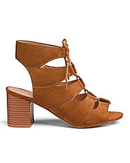 Mabel Tie Sandal EEE Fit