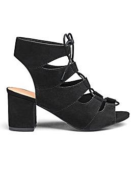 Mabel Tie Sandal Extra Wide EEE Fit