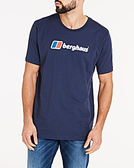Berghaus Big Corporate Logo Short Sleeve T-Shirt