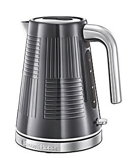Russell Hobbs 25240 Geo Textured Metal Kettle