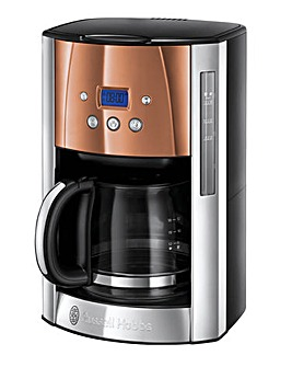 Russell Hobbs 24320 Luna Copper Coffee Maker
