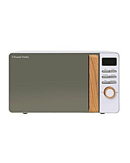 Russell Hobbs RHMD714 17L Microwave - White