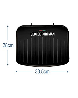 George Foreman Medium 25810 Fit Grill