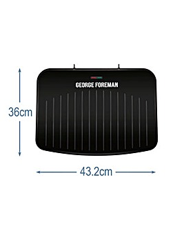 George Foreman Large 25820 Fit Grill