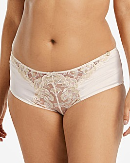 Joanna Hope Embroidered Midi Brief