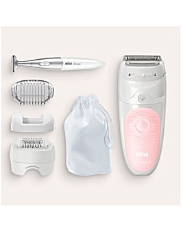 Braun Silk-Epil SE5820 Plus Epilator