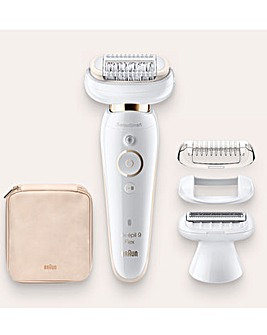 Braun Silk-Epil 9002 Flex 2in1 Epilator