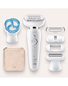 Braun Silk-Epil 9010 Flex Plus Epilator