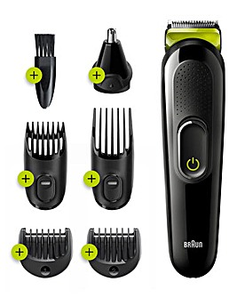 Braun MGK3221 Multi-Grooming Kit