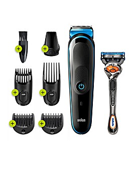 Braun MultiGrooming Kit and Hair Clipper MGK3245 7-in-1