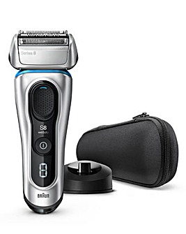 Braun Series 8350 Wet and Dry Shaver