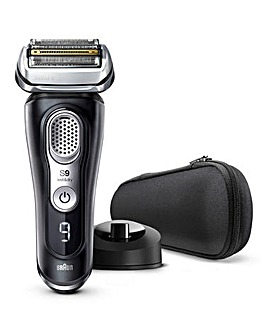 Braun Series 9340s Wet and Dry Flex Shaver with Charging Stand