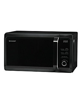 Sharp R274KM 20L Black Microwave