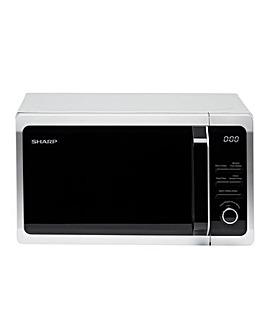 Sharp R274SLM 20L Silver Microwave