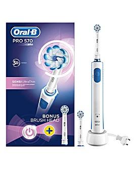 Oral-B Pro 570 Sensi Toothbrush
