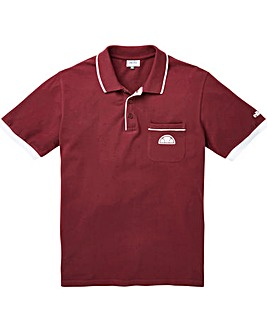 Ellessse Bachman Pique Pocket Polo Regular