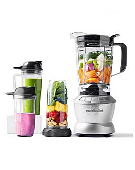 NutriBullet 1200 Series Combo Blender
