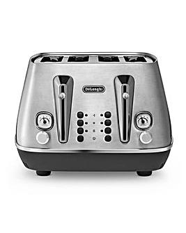 DeLonghi Distinta X 4 Slice Toaster