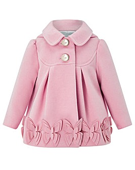 Monsoon Baby Bea Butterfly Coat