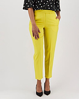 Mix & Match Lime Tapered Trousers