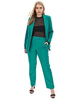 Mix & Match Green Edge to Edge Blazer