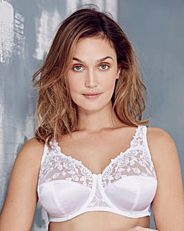 6a9b8786cb Fantasie Belle Full Cup Wired White Bra