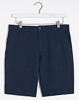 Smart Linen Shorts