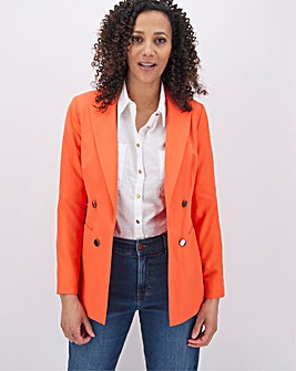 Mix & Match Coral Fashion Blazer