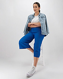 Mix & Match Blue Culotte