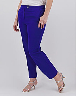 Cobalt Tapered Trousers