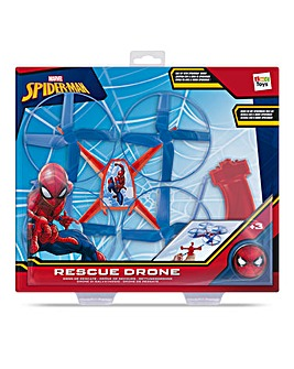 Rescue Flying Drone Spider-Man