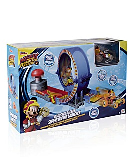 Roadster Racers Launcher with Looping